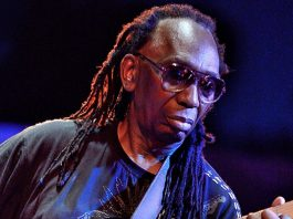 Chimurenga music legend Thomas Mapfumo