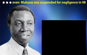 Wilfred Mukuna the ZIFA Referees boss