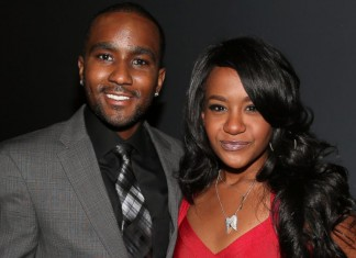 Nick Gordon and the late Bobbi Kristina Brown