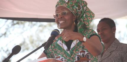 Grace Mugabe says 'Tomana must go'