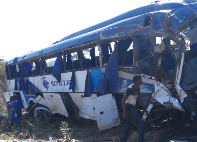 8 Zimbabweans feared dead in Zambia crash