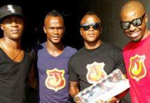 Three Kaizer Chiefs players in hot soup over DJ Sbu's Mofaya drink