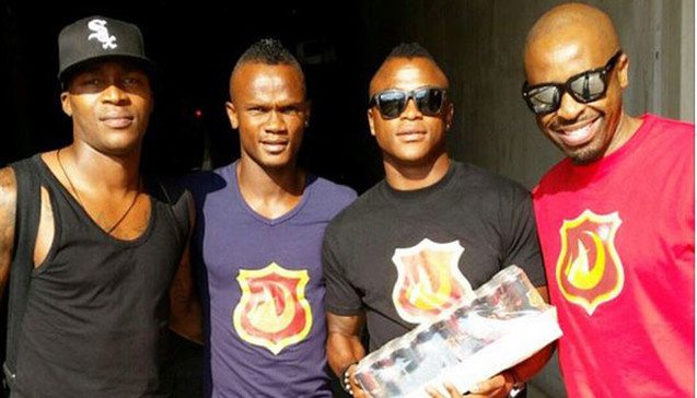 Three Kaizer Chiefs players in hot soup over DJ Sbu's Mofaya drink