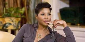 "Toni Braxton in ""Braxton Family Values"""