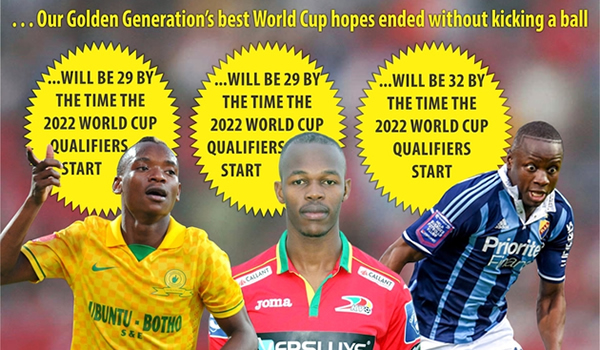 Shattered Dreams for Zimbabwean stars like Kuda Mahachi, Knowledge Musona and Nyasha Mushekwi