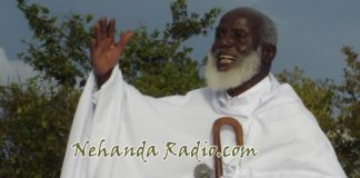 Archbishop Ernest Paul Mwazha