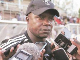DEAD MAN WALKING . . . Bongani Mafu continued to feel the heat as Highlanders fell in a Bulawayo derby at Barbourfields yesterday