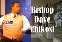 Bishop Dave Chikosi