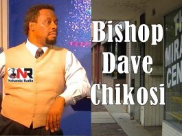 Bishop Dave Chikosi