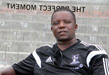 Former Highlanders coach Bongani Mafu