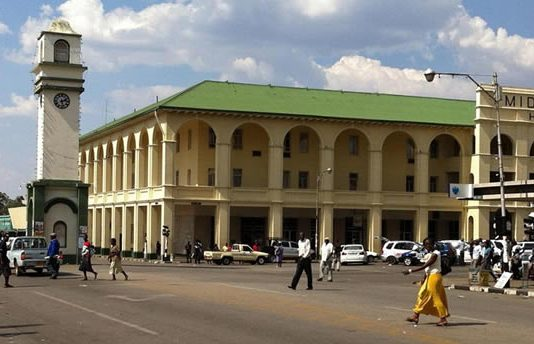 File picture of City of Gweru
