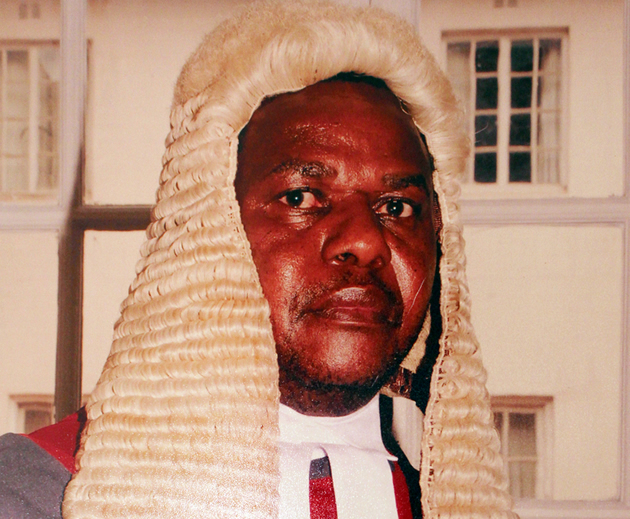 High Court Judge Justice Andrew Mutema