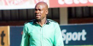 Former Highlanders coach Kelvin Kaindu