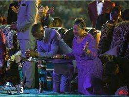 UFIC leader Emmanuel Makandiwa and his wife