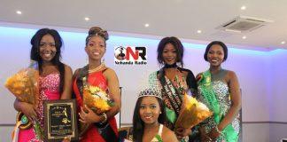 Norma Ndebele, Ivy Bennett, Letwin Glenda Mugadza, Letwin Chihoyi and Cecilia Kupera