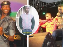 Tragedy at Sulu show.... fan dies after being hit by car