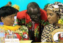 Face Off: Oppah Muchinguri, the late Amos Midzi and Grace Mugabe