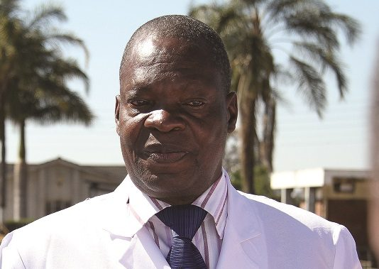 Harare Town Clerk Tendai Mahachi (Picture by NewsDay)