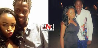 High riding Zimdancehall star Tocky Vibes (real name Obey Makamure) is allegedly dating stunning UK based blogger, Korrine Sky