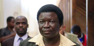 Zimbabwean game park operator Honest Ndlovu arrives at court