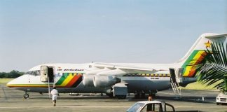 Air Zimbabwe grounded.... hit by fuel shortages