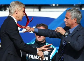 Arsene Wenger and Jose Mourinho's feud will be reignited on Tuesday