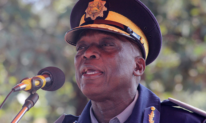Commissioner-General Augustine Chihuri