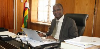 Professor Jonathan Moyo