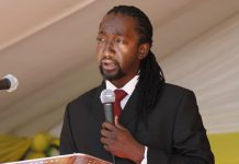 Minister of Youth, Indigenisation and Economic Empowerment Patrick Zhuwao