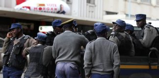 Police in Zimbabwe are well known for using excessive force