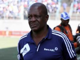 Dynamos team manager Richard Chihoro