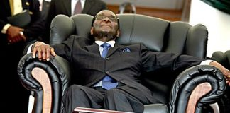 Time to Rest: President Robert Mugabe