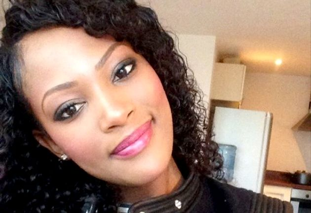 Sindisiwe Manqele, 26, claims she killed Mr Habedi in self-defence at his home in Alexandra, Johannesburg.