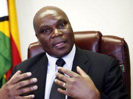 Mines Minister Walter Chidhakwa