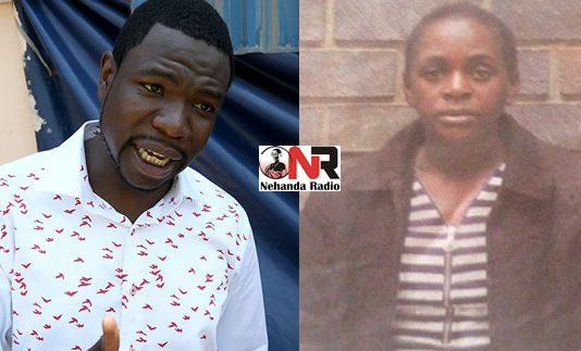 Prophet Walter Magaya and Esther Mbizi