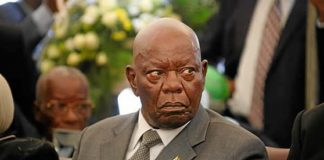 Former Presidential Affairs minister and People First stalwart Didymus Mutasa