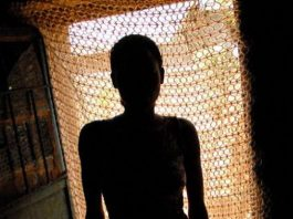 Man dumps wife, moves in with maid
