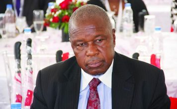 War Veterans leader Christopher Mutsvangwa