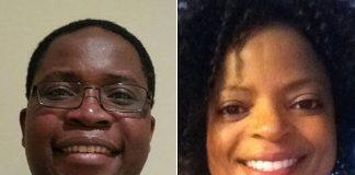 Dr Sylvester Nyatsuro and his wife Veronica Nyatsuro run the Willows Medical Centre in Nottingham