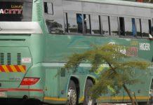 Extra City bus