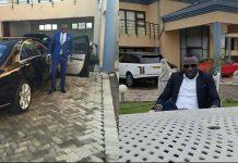 Controversial socialite and businessman Genius Kadungure