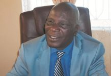Retired Major General Kudzai Mbudzi (Picture by Masvingo Mirror)