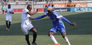 Controversial striker Rodrick Mutuma