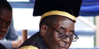 Mugabe small cap sparks UZ storm