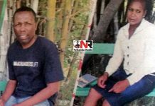 Pastor Kenneth Midzi and Simbisai Nhira