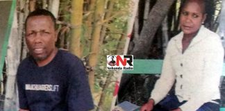 Pastor Kenneth Midzi and Simbisai Nhira