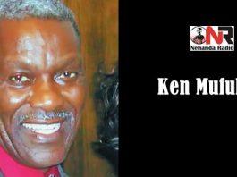 Professor Ken Mufuka
