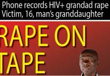 Rape on tape.... Phone records HIV+ grandad raping granddaughter (16)