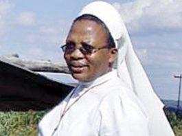 Sister Ludo Ncube