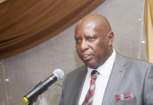 Energy and Power Development Minister Samuel Undenge